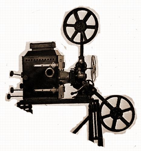 初期の映写機 アーク灯使用.jpg