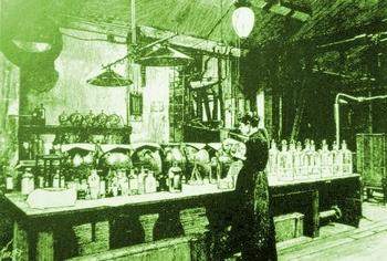 1894リュミエール工場感光材調合.JPG
